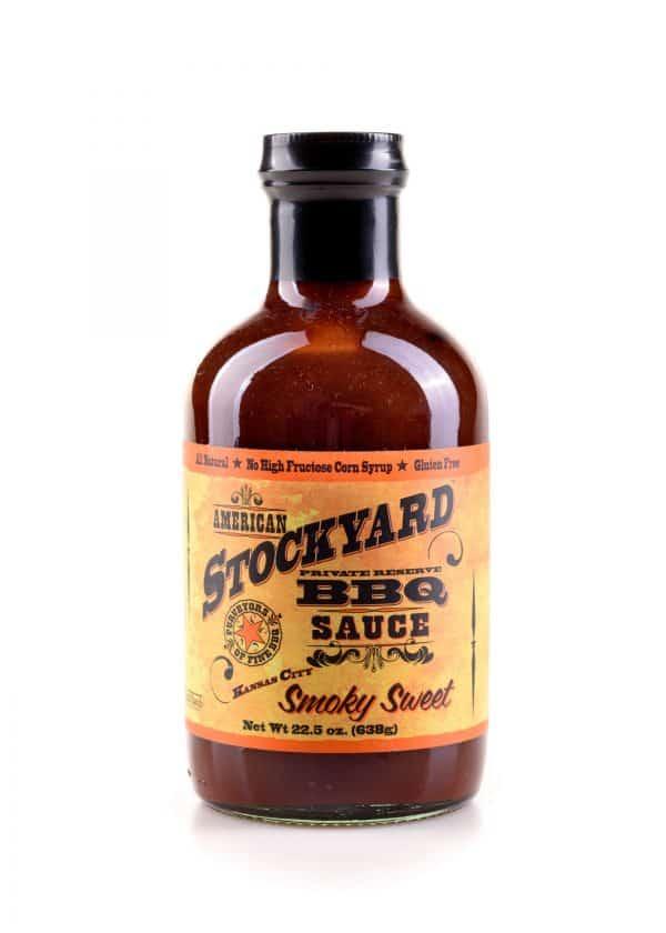 Smoky Sweet BBQ Sauce